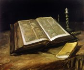 Vincent Van Gogh - The Bible: Still Life