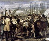 Diego Velazquez - Surrender of Breda (The Spears)