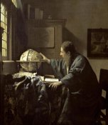 Johannes Vermeer - The Astronomer