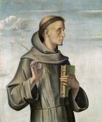 Antonio Vivarini - Saint Anthony