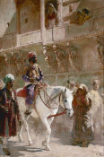 Edwin Lord Weeks - Triumphal Procession