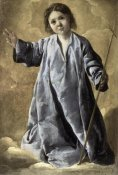 Francisco de Zurbaran - Christ Child