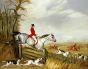 Henry Thomas Alken - The Belvoir Hunt