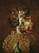 Giuseppe Arcimboldo - The Air
