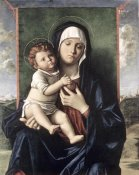 Giovanni Bellini - Madonna & Child
