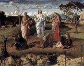 Giovanni Bellini - Transfiguration