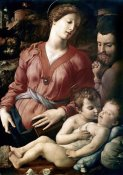 Agnolo Bronzino - The Family
