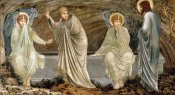 Sir Edward Burne-Jones - The Morning of the Resurrection