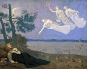 Pierre Puvis de Chavannes - The Dream