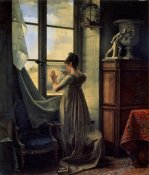 Martin Drolling - By the Window