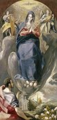 El Greco - The Immaculate Conception