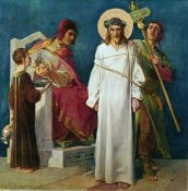 Martin Feuerstein - Jesus Holy Christ Condemned to Die (1st Station of The Cross)
