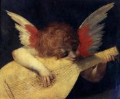Rosso Fiorentino - Angel with Lute
