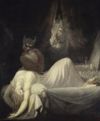 Henry Fuseli - The Nightmare (The Incubus)