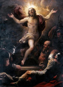 Luca Giordano - The Resurrection