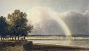 Thomas Girtin - Rainbow on the Exe
