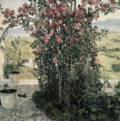 Aleksandr Jakovlevic Golovin - Valley in Umbria