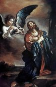 Giovanni Guercino - Christ in Gethsemane