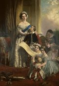 John Callcott Horsley - Queen Victoria and her Children