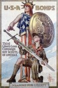 J.C. Leyendecker - Weapons for Liberty, 1918