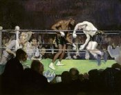 George Benjamin Luks - The Boxing Match