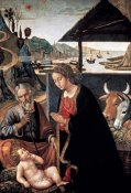 Sebastiano Mainardi - Adoration of the Infant Jesus
