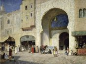 Addison Thomas Millar - The Bazaar