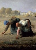 Jean-Francois Millet - The Gleaners (Detail)