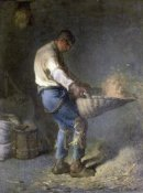 Jean-Francois Millet - The Winnower