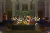 Nicolas Poussin - The Last Supper