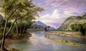 Henry Cheever Pratt - The Ohio River Near Marietta