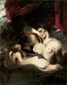 Joshua Reynolds - Venus and Amor