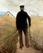 Lauritz Andersen Ring - Old Man Walking