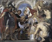 Peter Paul Rubens - Abraham and Melchizedek