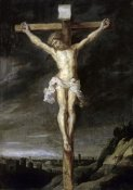 Peter Paul Rubens - The Crucified