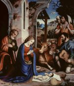 Andrea Sacchi - The Holy Family