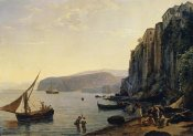 Silvestr Feodosevich Shchedrin - View of Sorrento, Near Naples