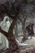 James Tissot - Christ Appearing to Peter