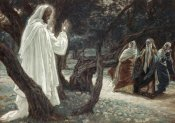 James Tissot - Christ Appears to the Holy Women