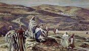 James Tissot - Christ Sending Out the Seventy Disciples Two by Two