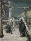 James Tissot - Death of Jesus