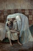 James Tissot - God is Near the Afflicted