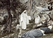 James Tissot - Jesus Commands his Disciples to Rest