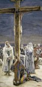 James Tissot - Stabat Mater (Women Behold Thy Son)