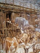 James Tissot - The Animals Enter the Ark