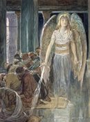 James Tissot - The Guardian Angel