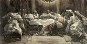 James Tissot - The Lord's Supper