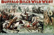 Unknown - Buffalo Bill's Wild West (Poster)