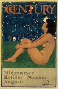 Maxfield Parrish - The Century / Midsummer Holiday Number