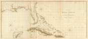 Aaron Arrowsmith - West Indies I, 1810
